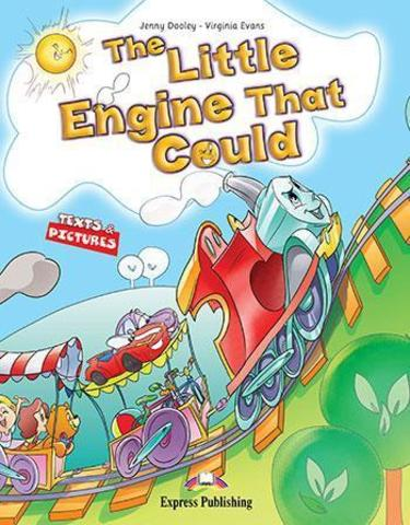 The Little Engine That Could. Книга для чтения