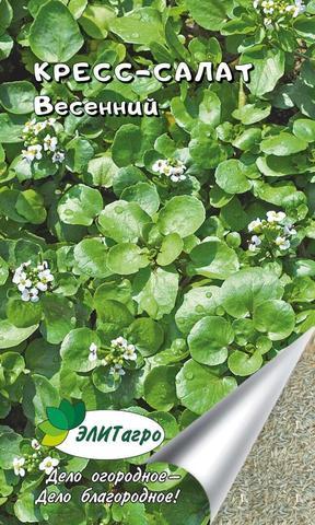 Семена Кресс-салат Весенний