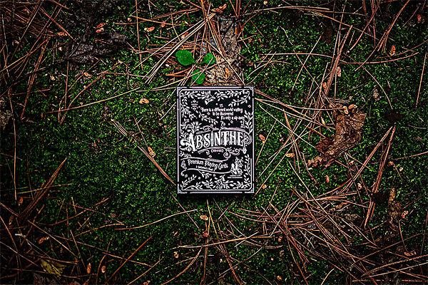 Ellusionist Absinthe коробка