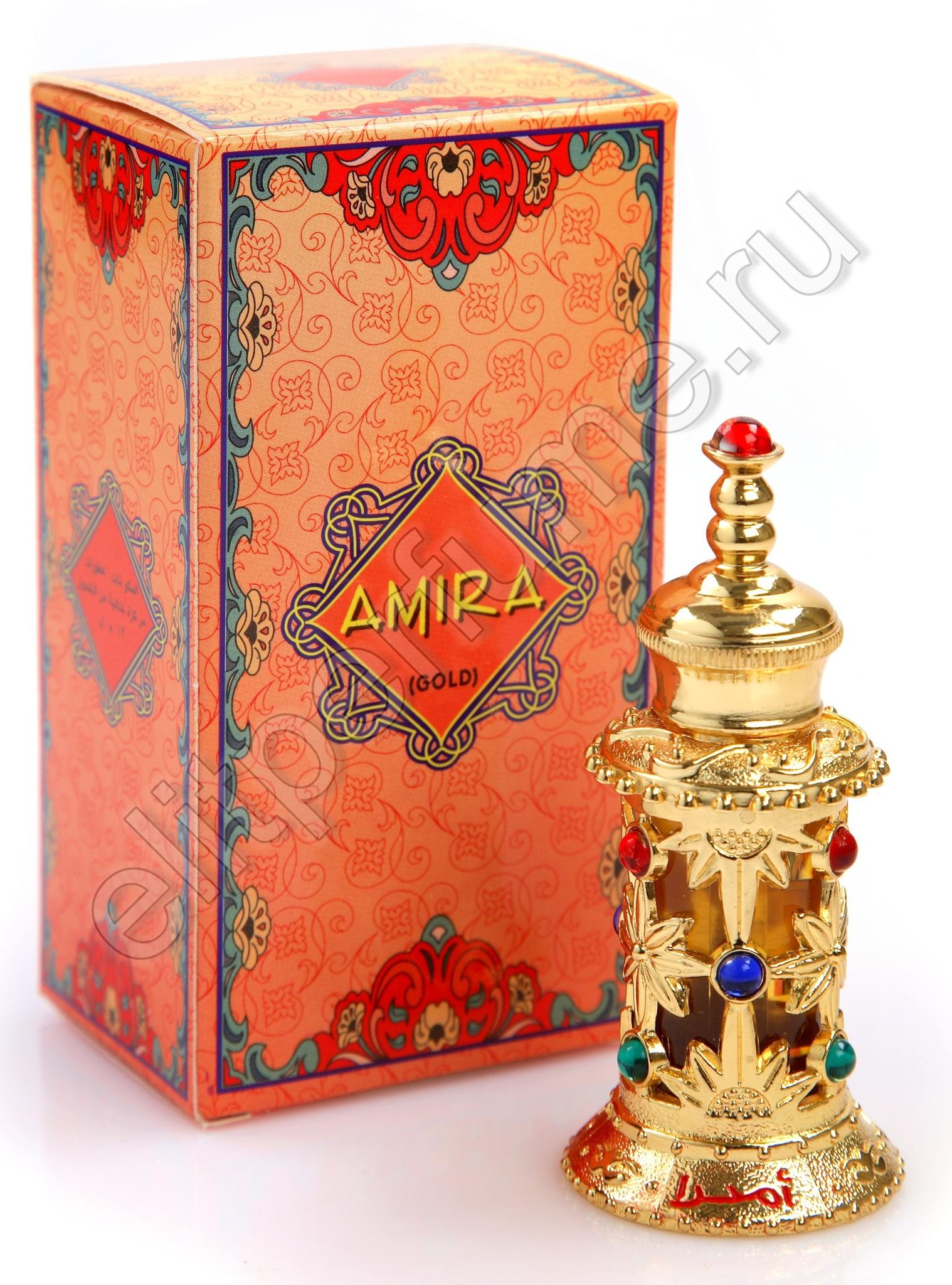 Амира (Золото) Amira (Gold) 12 мл арабские масляные духи от Аль Харамайн Al Haramain Perfumes