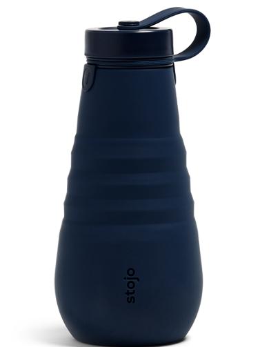Складная бутылка STOJO 590 мл, цвета в ассортименте