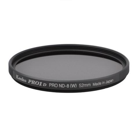 Нейтрально-серый фильтр Kenko Pro 1D ND8 W на 72mm