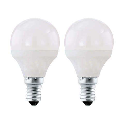 Лампа  Eglo LED LM-LED-E14 2X4W 320Lm 4000K P45 10776