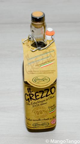 Масло Оливковое Extra Virgin Il Grezzo, 500-1000 мл