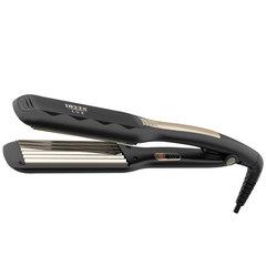 Стайлер для волос DELTA LUX DL-0540 черный с золотым