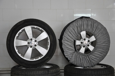 Чехол для колеса шириной 235—310 мм, R17—R22 усиленные, 1 шт