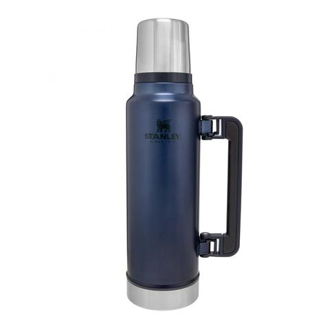 Термос Stanley Classic (1,4 литра), синий