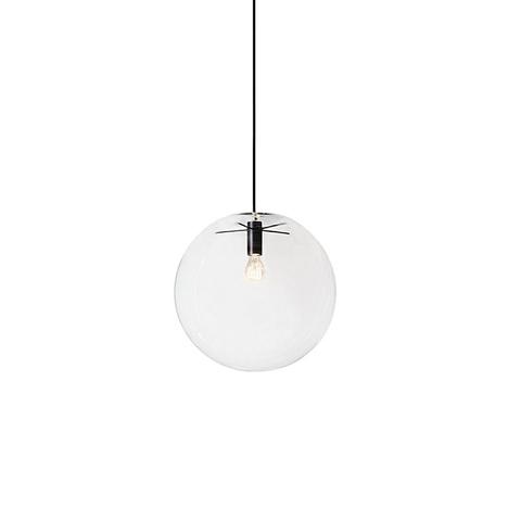 Подвесной светильник копия SELENE by ClassiCon D30 (черный)