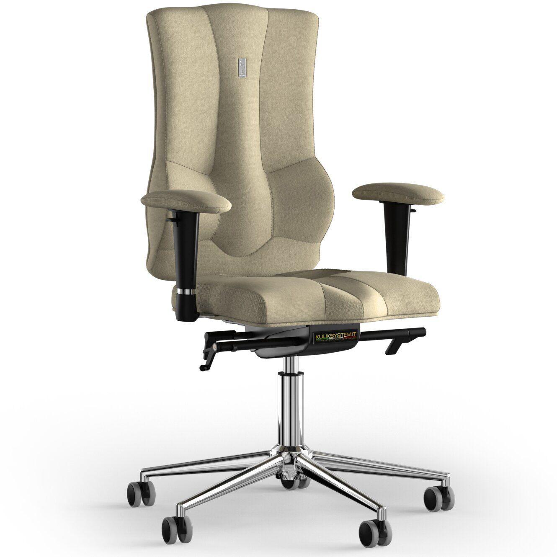 Кресло KULIK SYSTEM ELEGANCE Ткань без подголовника без строчки