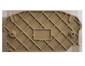 ZAP 2,5/2A BG крышка бежевого цвета  Артикул: 3700.2
