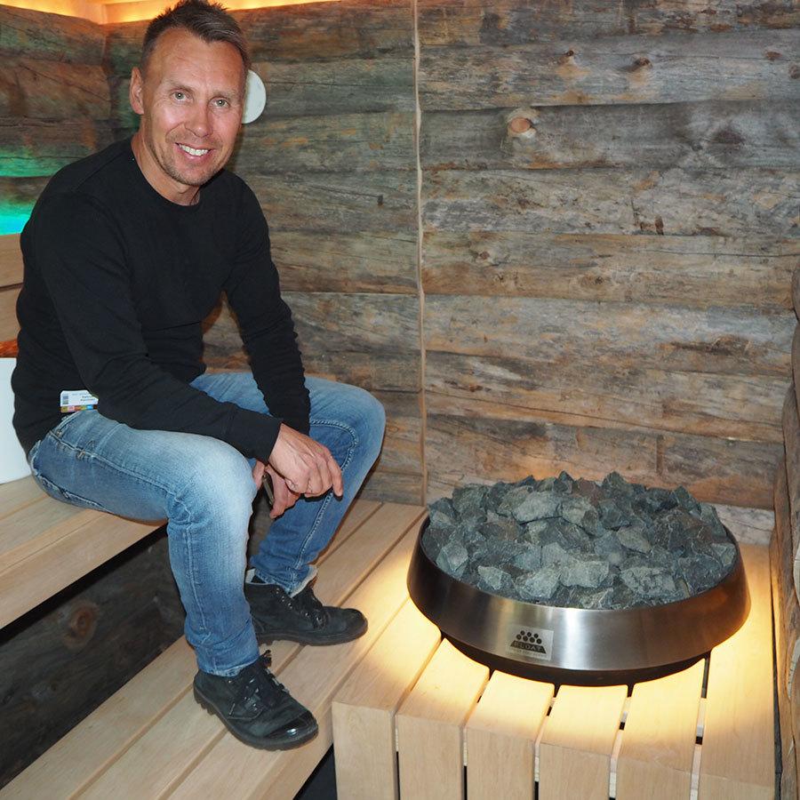Печь для сауны IKI FLOAT, фото 5