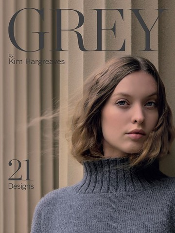 Книга Kim Hargreaves GREY