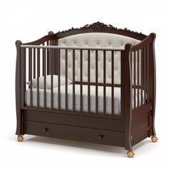 Кровать детская Жанетт new шоколад