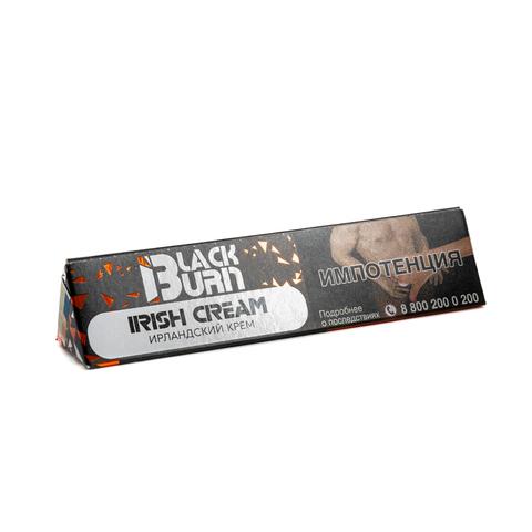 Табак Burn BLACK 20 г Irish Cream