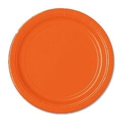 Тарелка Orange Peel
