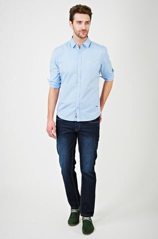 Рубашка мужская  M712-03B-69JS