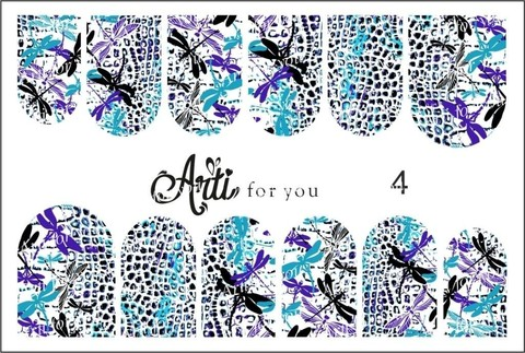 Слайдер Arti for You №4