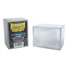 Dragon Shield - Коробочка прозрачная на 100+ карт