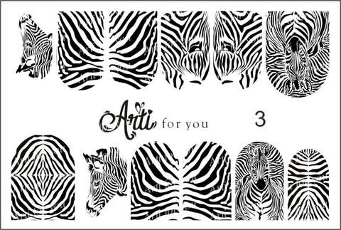 Слайдер Arti for You №3