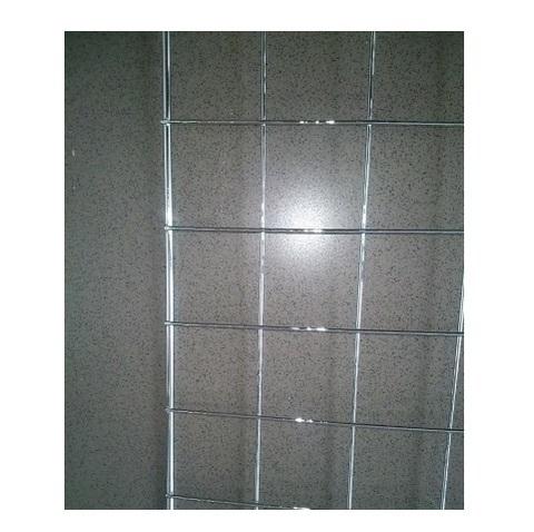 Сетка 1500 х 1000 (7*3) ячейка 50х50, хром