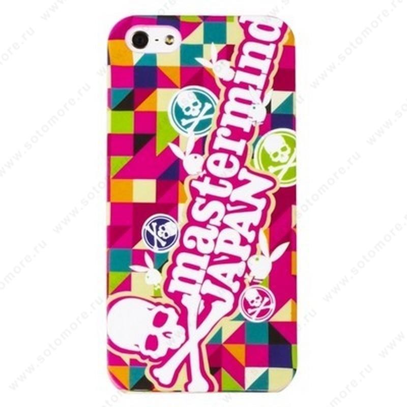 Накладка Mastermind JAPAN для iPhone SE/ 5s/ 5C/ 5 вид 1