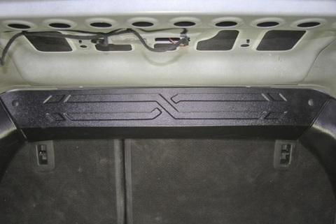 Накладка багажника Лада Веста