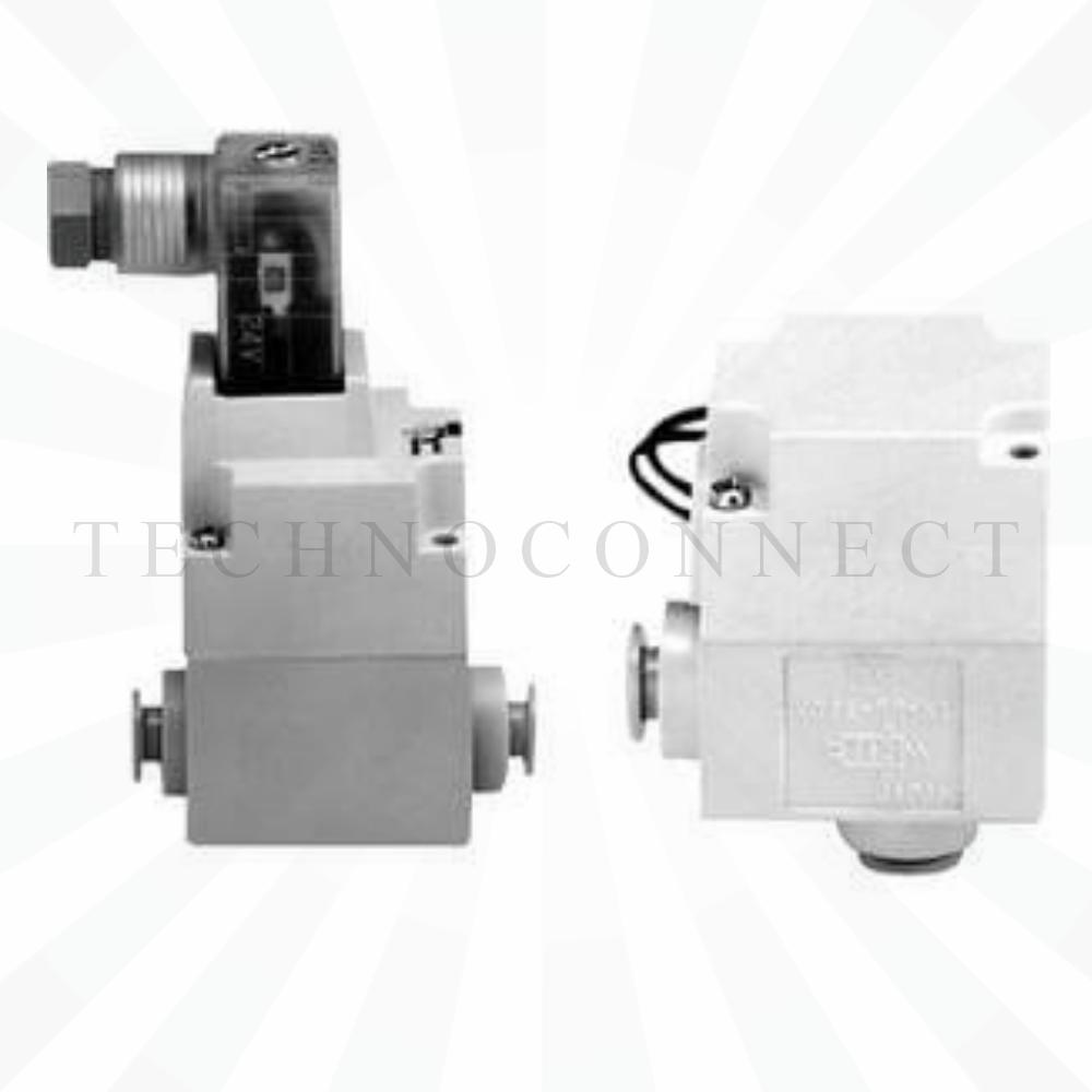 VQ21A1-5YO-C6-Q   2/2-Пневмораспределитель, б/р 6, 24VDC