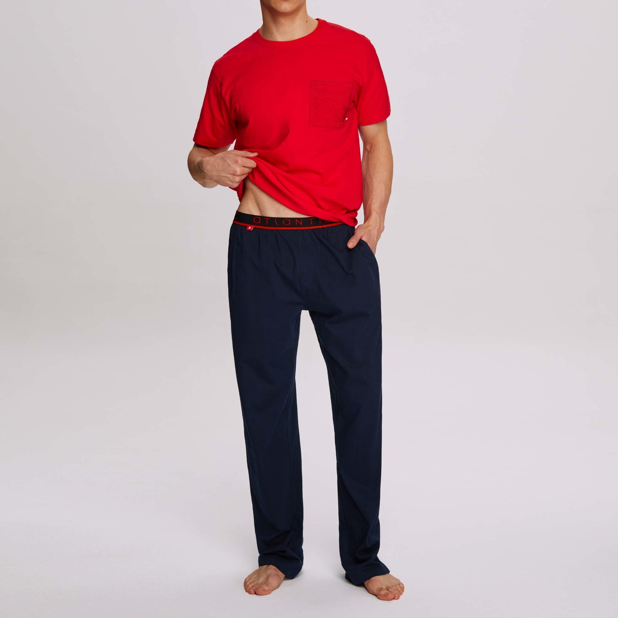 Пижама мужская с брюками NMP-312