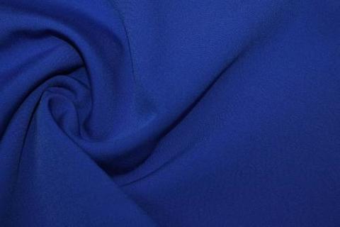 Ткань Барби синяя
