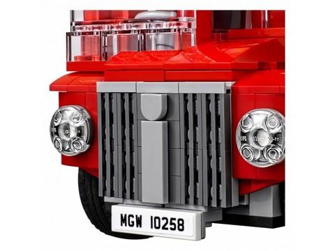 LEGO Creator: Лондонский автобус 10258 — Routemaster London Bus — Лего Креатор Создатель