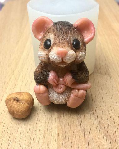 Молд «Мышка Феня»