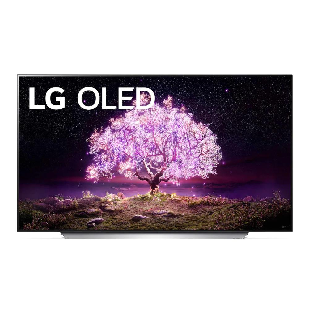 OLED телевизор LG 77 дюймов OLED77C1RLA