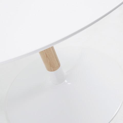 Стол Tic 110 белый