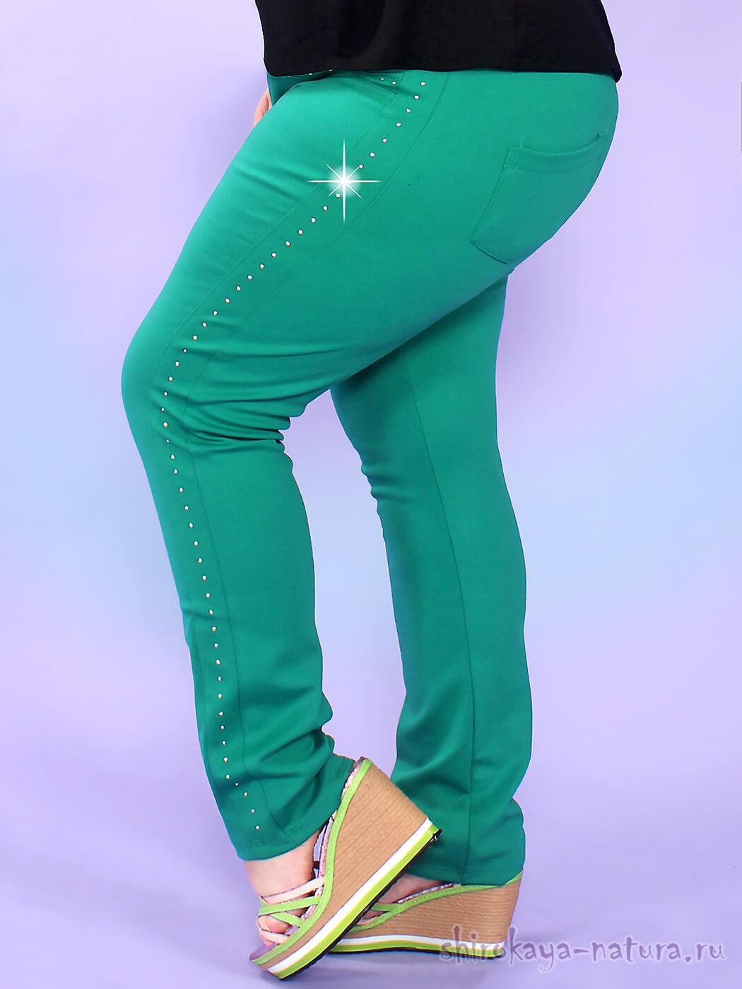 Модные женские брюки 74 размера