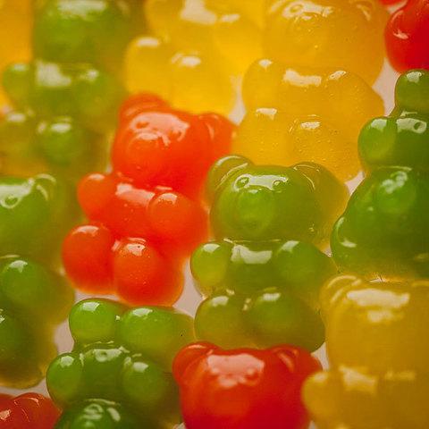 Мыло Мишки Гамми 4 шт. Пластиковая форма