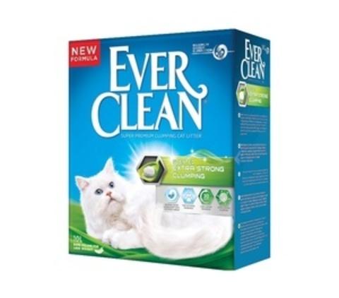 Ever Clean Extra Strenght Scented - наполнитель для кошек комкующийся с ароматизатором