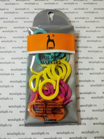 Кольца маркировочные плоские (Pony)