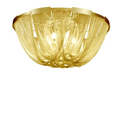 Потолочный светильник копия  Soscik by Terzani (золотой)