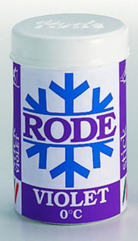 Картинка мазь лыжная Rode P (+0)