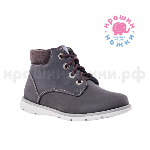 Ботинки, коричневые