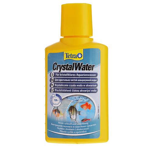 Tetra Crystal Water средство для очистки воды от всех видов мути 100 мл