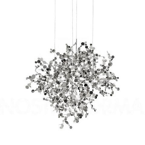 Подвесной светильник копия Argent by Terzani 4 (серебряный)