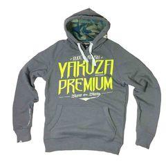 Свитшот серый Yakuza Premium 2126