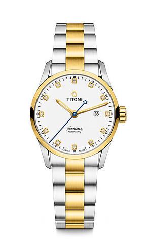 TITONI 23743 SY-582