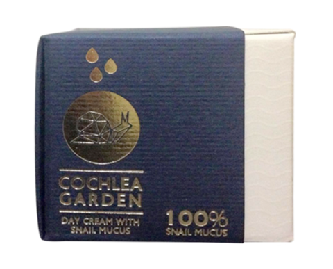 Дневной крем с секретом улитки Cochlea Garden 30 мл