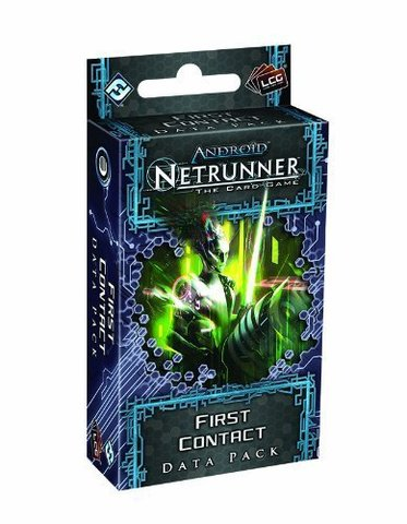 ANR LCG: Data Pack: First Contact