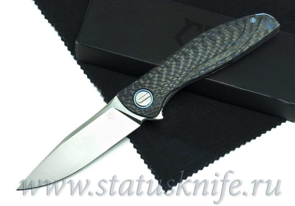 Нож Широгоров ХатиОн HatiOn CD Custom Division