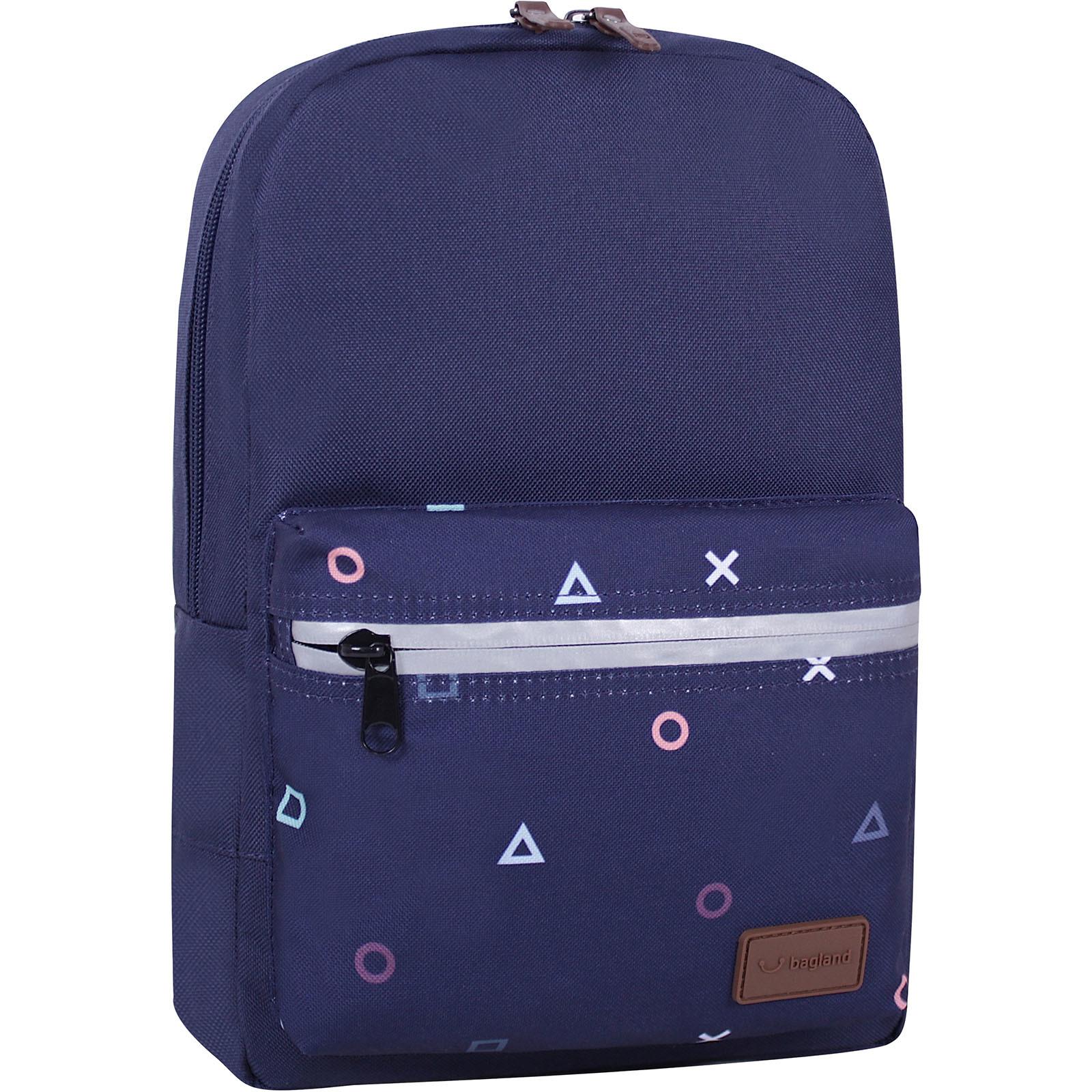 Детские рюкзаки Рюкзак Bagland Молодежный mini 8 л. Чернильный 749 (0050866) IMG_8015_суб.749_.JPG
