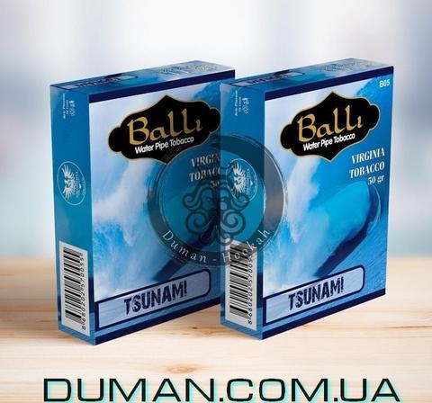 Табак Balli TSUNAMI (Балли Цунами - Ананас, Маракуя, Лед, Ментол)