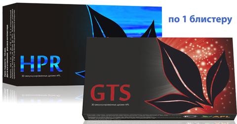 APL. Аккумулированные драже APLGO HPR+GTS для защиты и восстановления печени, повышения тонуса по 1 блистеру
